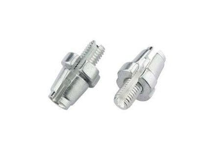 Pair of Bike Brake Lever Alloy Cable Adjusters M7 - 7mm Thread
